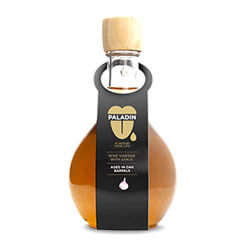 paladin wine vinegar with garlic oak aged thumbnail