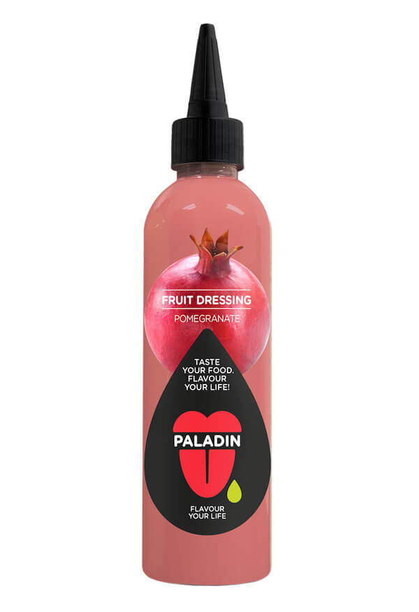 paladin pomegranate fruit dressing real fruit