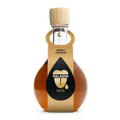 paladin oak aged honey vinegar thumb
